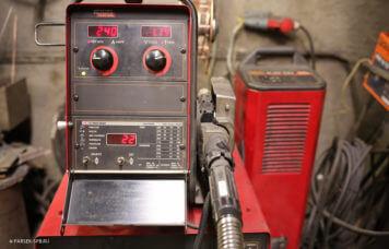 Сварочный полуавтомат LINCOLN ELECTRIC 455