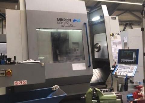 MIKRON UCP 1350